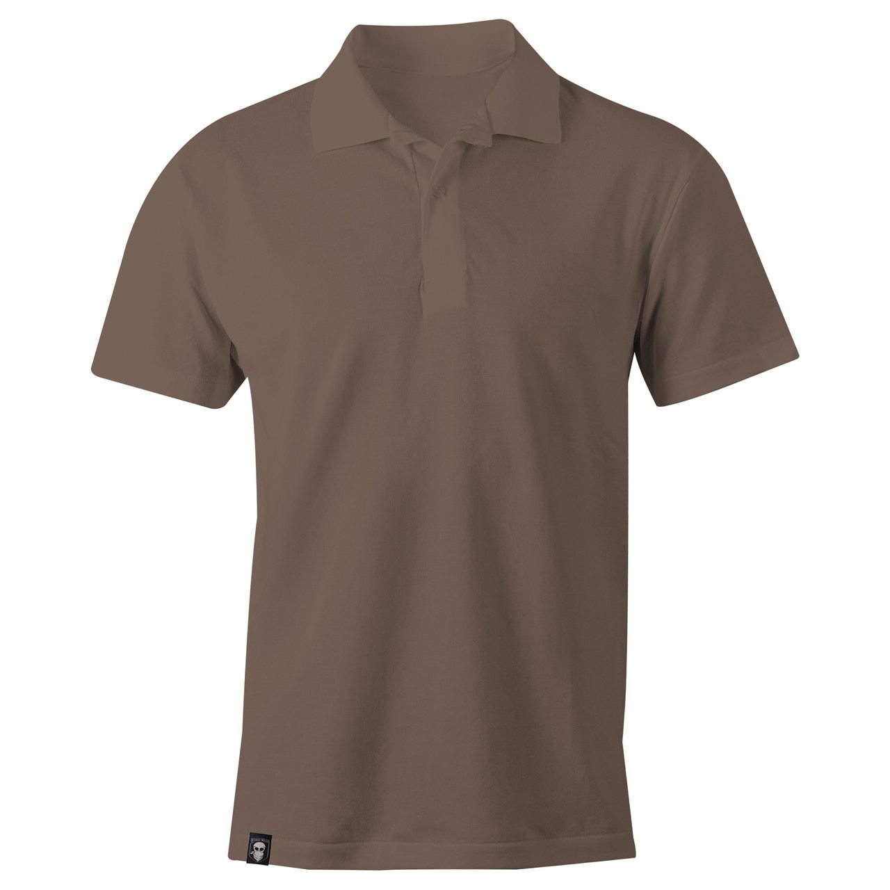 'SUPER SMOOTH' SLATE POLO-FORCE WEAR ®-Force Wear HQ