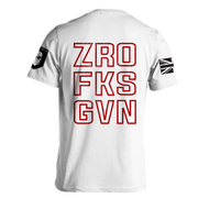 ZRO FKS GVN RED / WHT