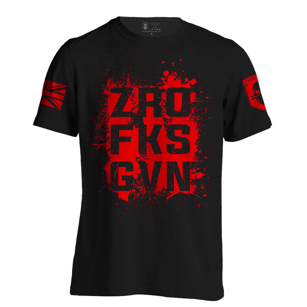 ZRO FKS GVN SPRAY RED LTD ED