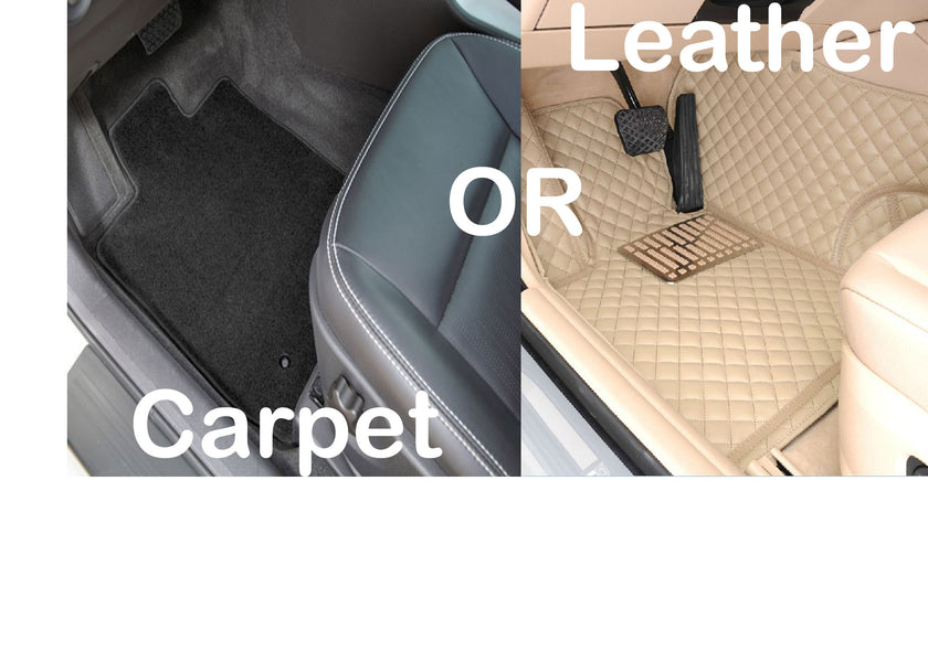 How Custom Car Mats Change Your Cars Appearance