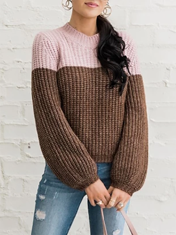 Women Autumn and winter sweater