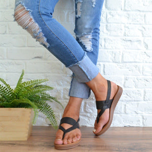 Women Comfortable Venice Sandals - nayachic