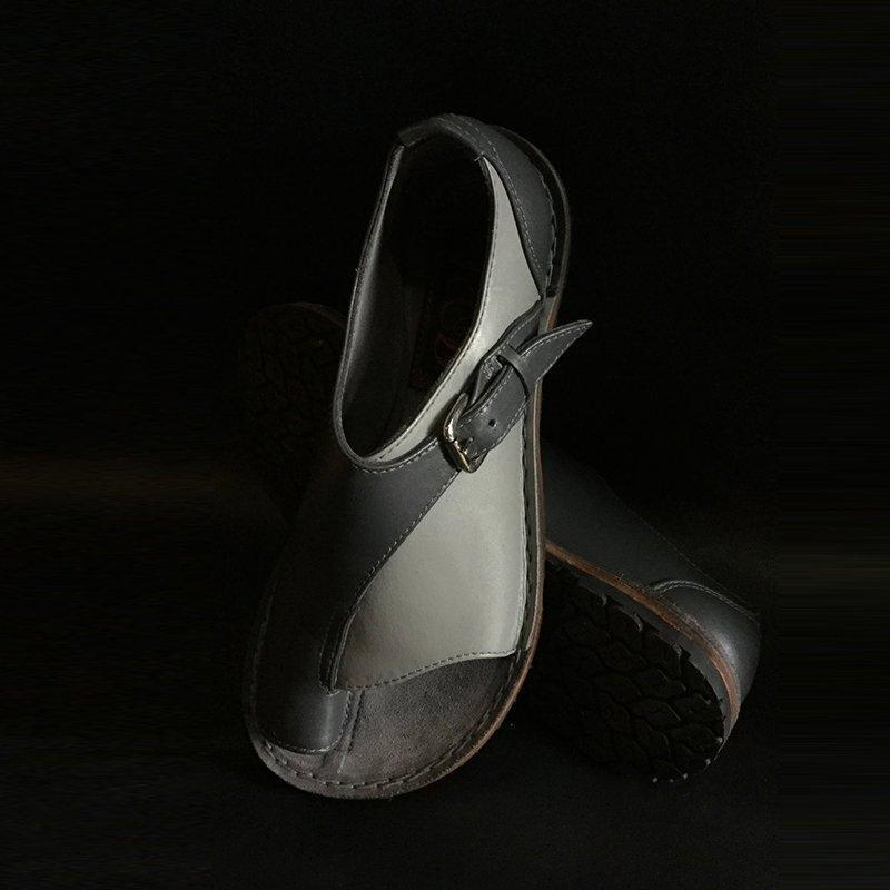 Summer Daily Leather Sandals - nayachic