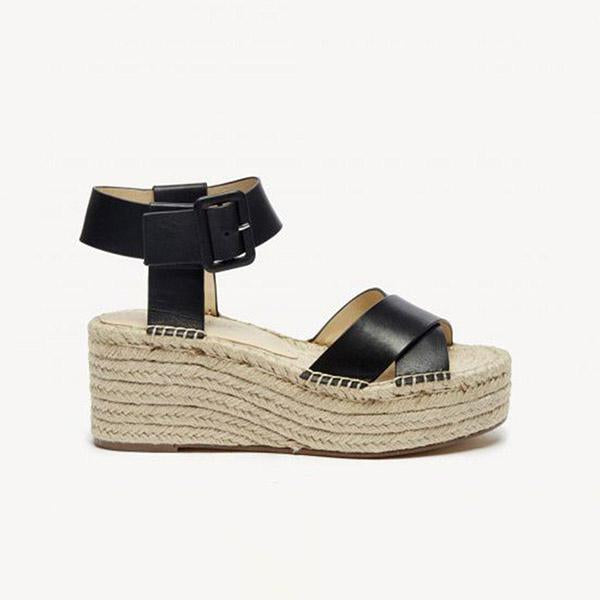 Kakimoda PU Casual Summer Wedge Heel Sandals