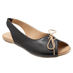 Women's Summer Elastic Band Lace-Up Peep Toe Sandals - nayachic