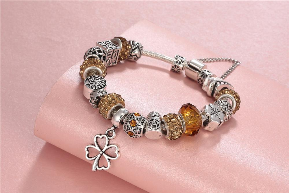 Load image into Gallery viewer, Pandora's Charm Bracelet - nayachic