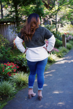 Teddy Block Pullovers (*Last Chance) - Leina Shine