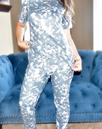 Cloud 9 Short Sleeve PJ Set - Leina Shine