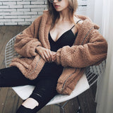 """Autumn"" Fur Coat"