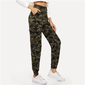 """Camo girl"" Bottoms"