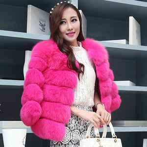 """London"" Fur Coat"