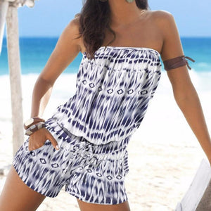 """Beach Bunnie"" Romper"