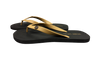 Men's Tan - Savanna Sandals Sustainable Flip Flops Recycled Tire