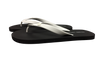 Men's Bright White - Savanna Sandals Sustainable Flip Flops Recycled Tire