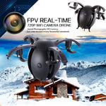 Egg Shaped Mini Drone Quadcopter With Camera