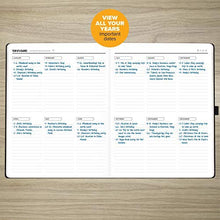 "Load image into Gallery viewer, 1 Year Undated Daily Planner, 8.5"" x 11"" :: Planner for Productivity and Organizer for Goal Setting & More, with Easy to Follow Guide Book :: Smart Layout, Sturdy Construction"