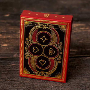 INFINITE RULE Handcrafted Playing Card Set