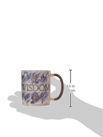Morphing Mugs Harry Potter (Ravenclaw) Ceramic Mug, Black