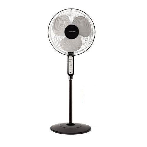Black & Decker FS1610 3 Speed 16-Inch Stand Fan, 220 Volts (Not for USA)