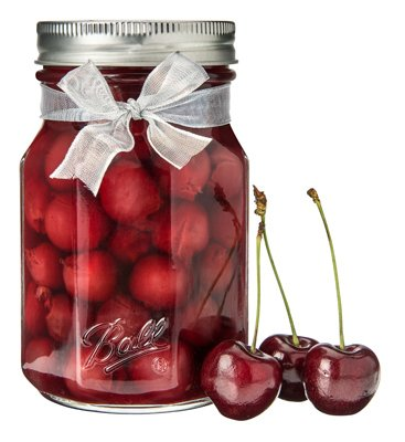 Jarden Home Brands 1440061186 Ball Collection Elite Design Series WM Quart (32oz) Sharing Jar - Quantity 4