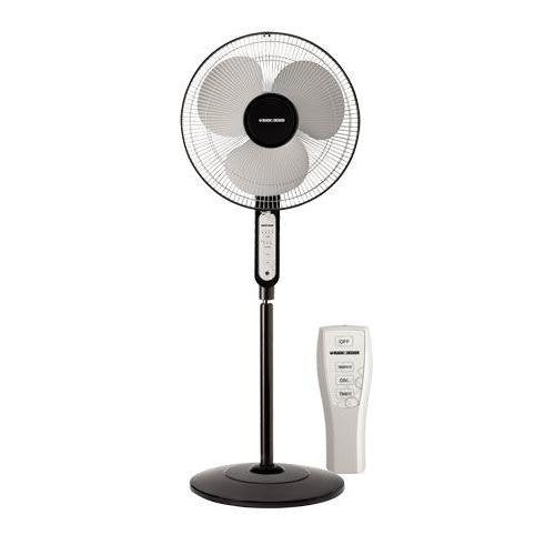 BLACK+DECKER FS1620R 16-Inch Stand Fan with Remote, 220V (Non-USA Compliant)