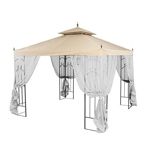 Garden Winds Replacement Canopy for Home Depot's Arrow Gazebo