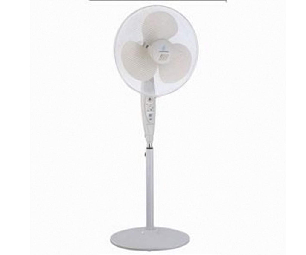 Black & Decker FS1600R Remote Pedestal Fan, (OVERSEAS USE ONLY) 220 VOLT