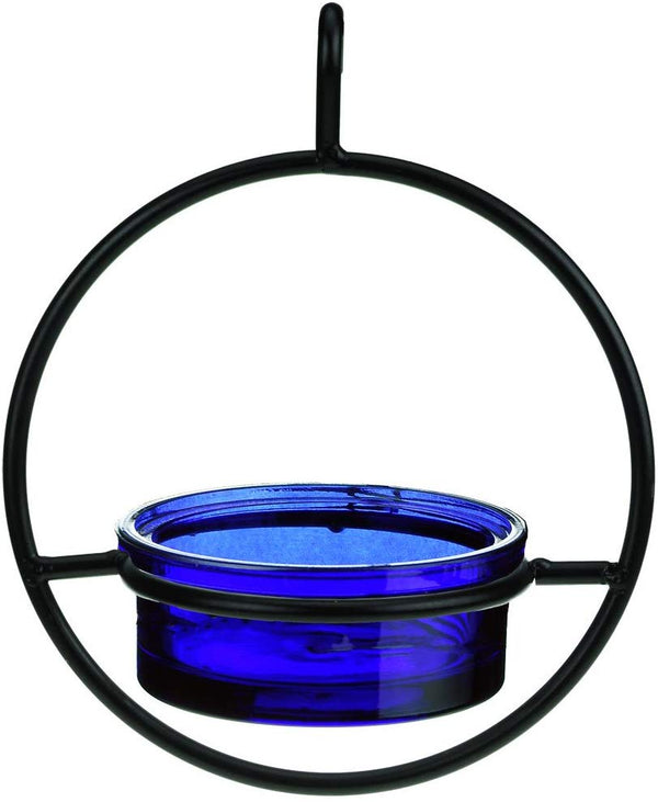Mosaic Birds M045-200-15 Hummble Basic Bird Feeder Cobalt Blue
