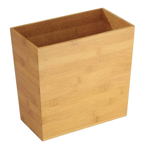 InterDesign Formbu Rectangular Wastebasket Trash Can