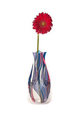 Modgy Collapsible & Expandable Plastic Vase Multi-Pack - NOT GLASS (Plastic Vase 2-Pack)