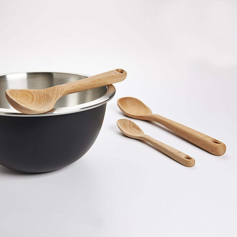 OXO Good Grips Wooden Spoon Set, 3-Piece