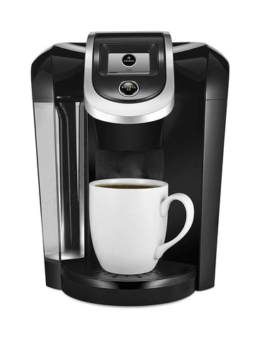 Keurig K300/K350 2.0 Coffee Maker Brewing System - Exclusive Offer Includes 2.0 Carafe and 2.0 Water Filter - Capable to Brew K-Cup and K-Carafe - Black