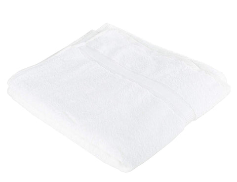 Luxury White Hand Towels for Bathroom-Hotel-Spa-Kitchen-Set - Circlet Egyptian Cotton - Highly Absorbent Hotel Quality - 16x30 inches - Set of 6