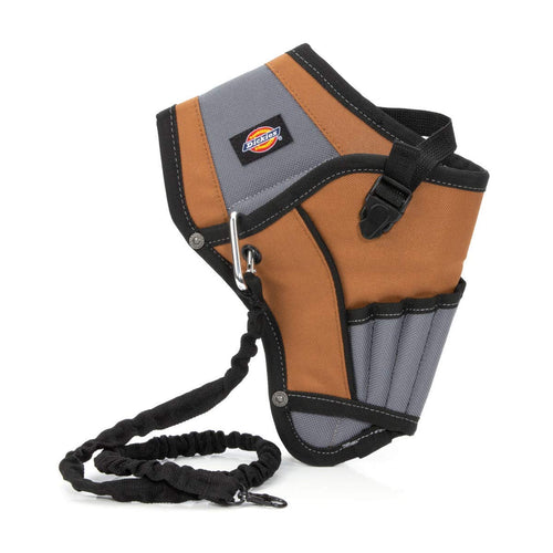 Dickies Work Gear 57097 5-Pocket Drill Holster with Safety Tether