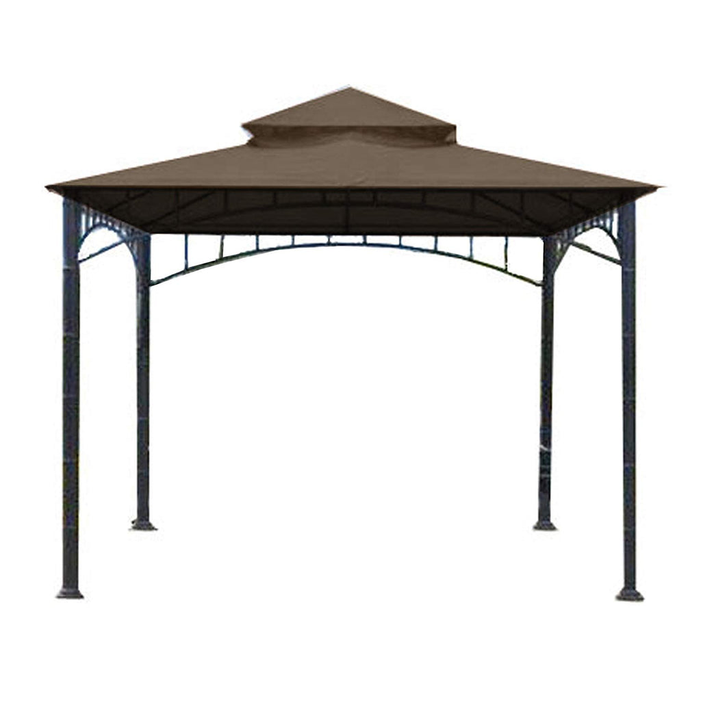 Replacement Canopy for Target Madaga Gazebo - RipLock 350 - Nutmeg