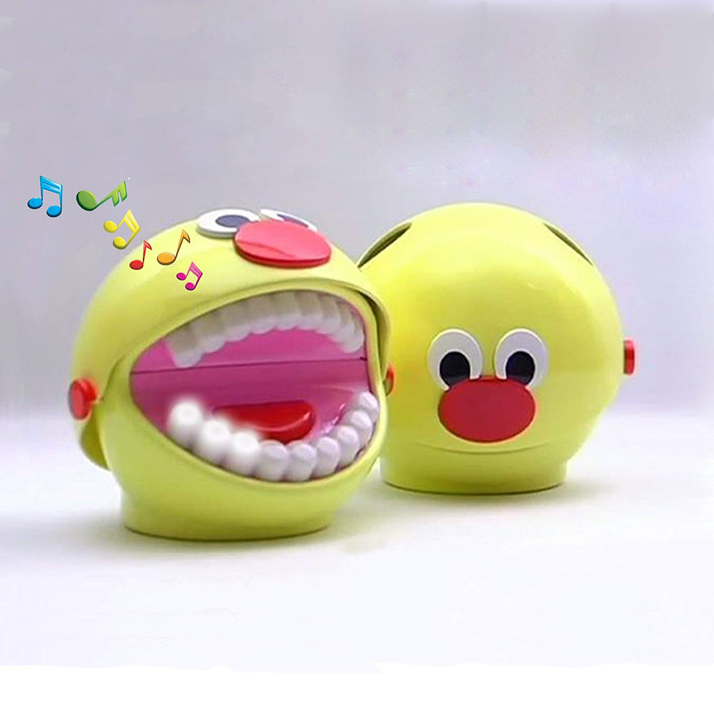 BrushyBall - Kids Toothbrush Holder, Brushing Timer and Training Coach