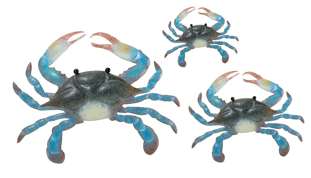 Regal Art Gift 5418 Crab Wall Art, Blue