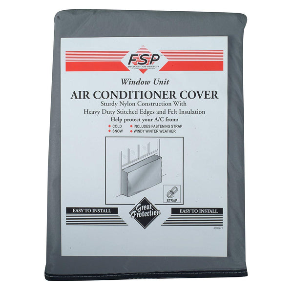 Whirlpool 484067 Air Conditioner Outdoor Cover, Small