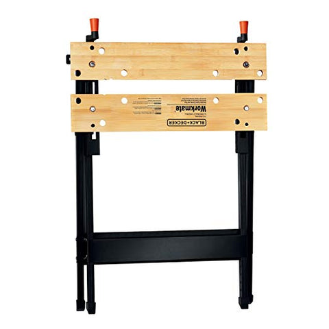 BLACK+DECKER WM125 Workmate 125 350-Pound Capacity Portable Work Bench