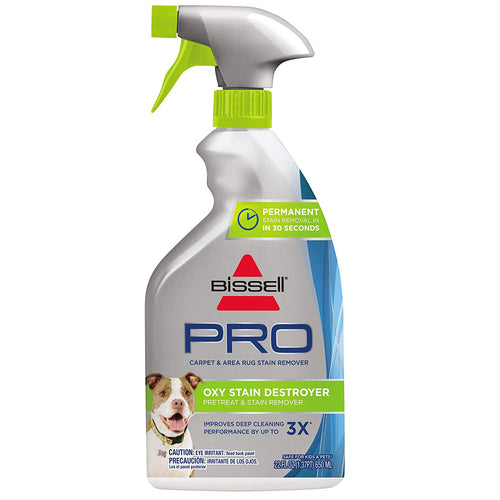 Bissell Oxy Stain Destroyer Pet Plus Pretreat, 1773, 22 oz