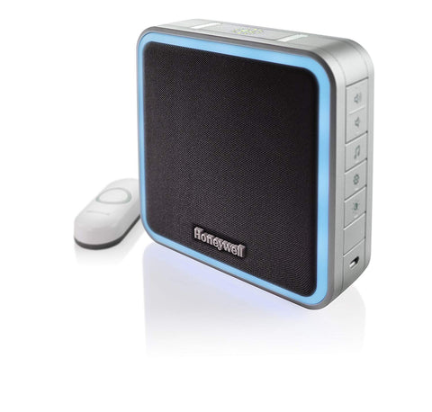 Honeywell RDWL917AX2000/E Series 9 Portable Wireless Doorbell / Door Chime & Push Button