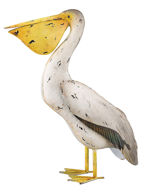 Regal Art & Gift Pelican Decor, 22-Inch, Head up
