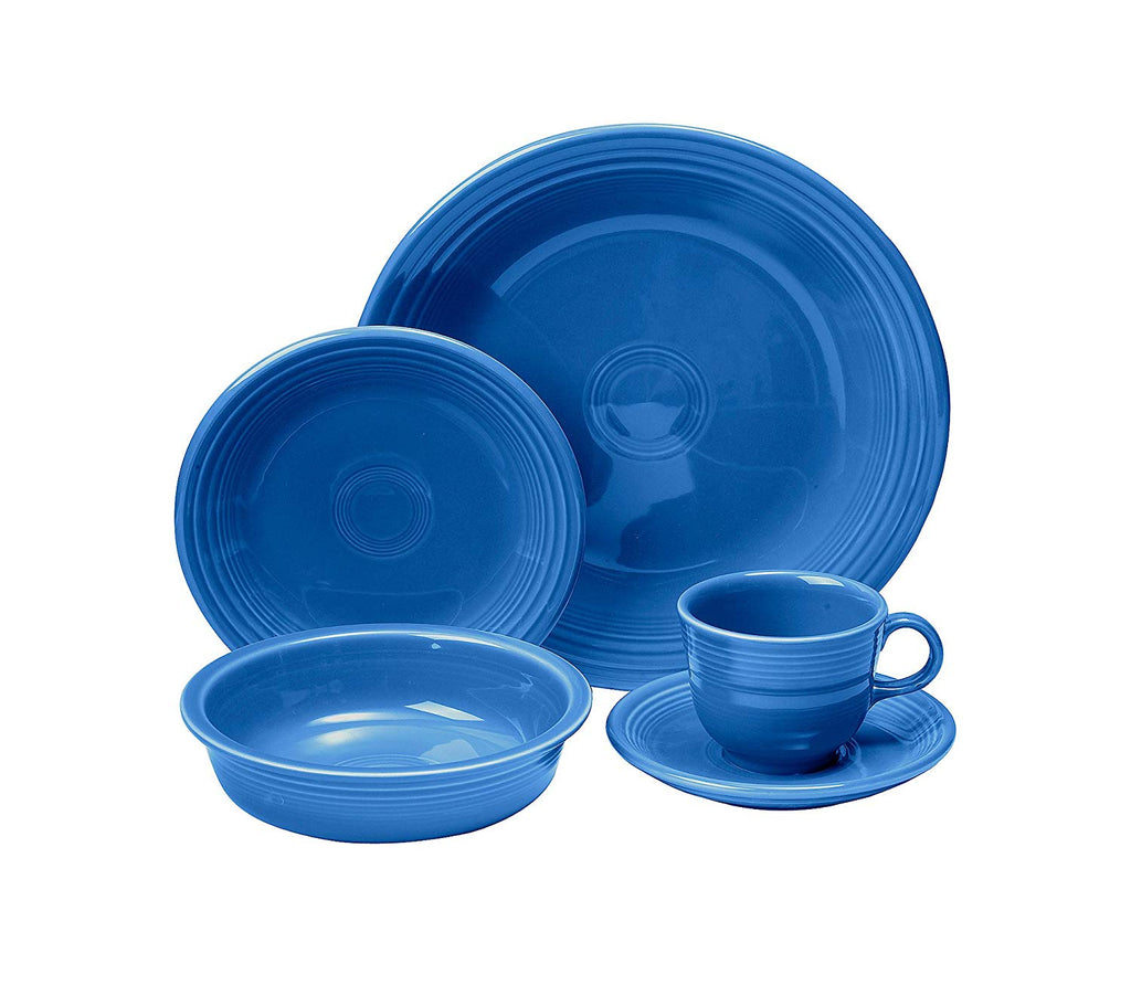 Fiesta 337-830 5 Piece Place Setting, Lapis