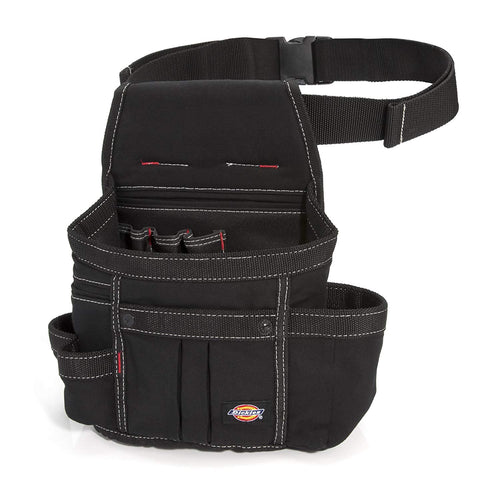 Dickies Work Gear 57054 8-Pocket Utility Pouch with 2-Inch Web Belt