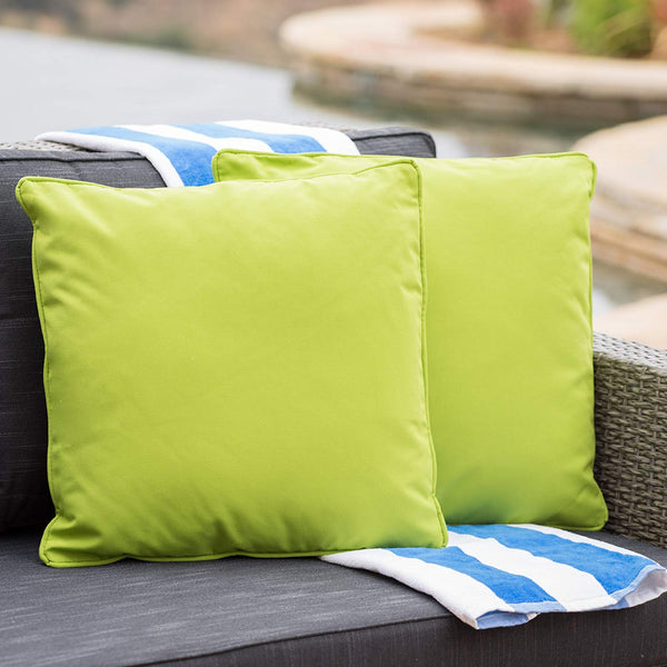 Christopher Knight Home 300738 Coronado Ckh Outdoor Pillow, Green