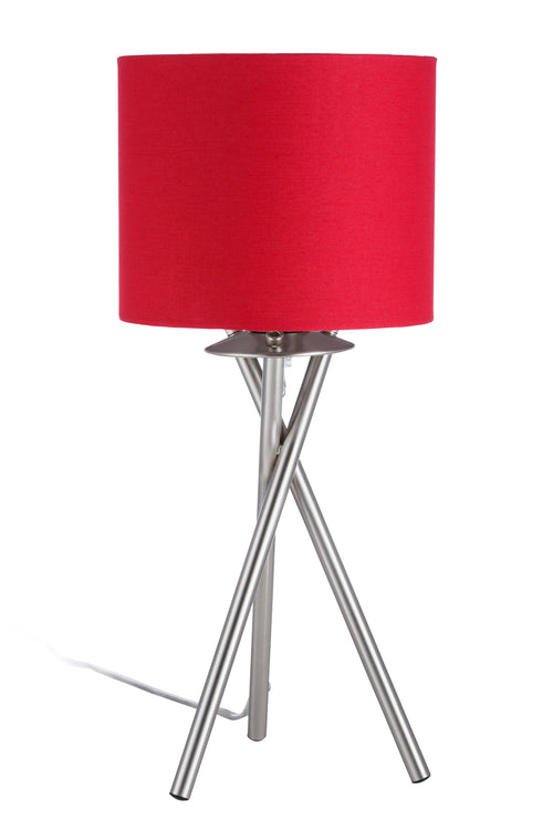 Euro Style Collection Lisboa Mini 15 Inch Table Lamp