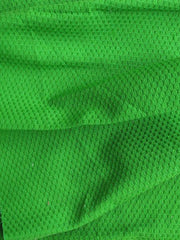 Green Dimpled Pure Cotton Brazilia