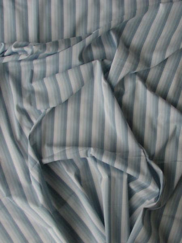 striped shirting cotton polyester marconi