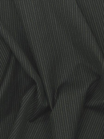 striped wool polyester rayon monza