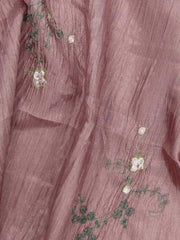 embroidered floral taffeta Ruby Rose